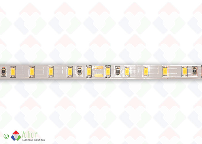 Led strip 75 led per meter SMD5730/5730-75-DW-20-24V by Voltron Lighting Group